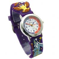 Ravel Kids Time Teacher Watch Wizard Magic School Silicone Strap 1513.77